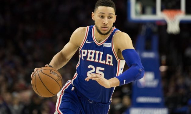 """NBA, Ben Simmons se defiende de las acusaciones: """"¡Mira también cómo defendí!"""""""