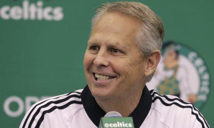 NBA, Celtics eliminados: ¿Danny Ainge se va?