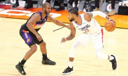 NBA, Chris Paul oficialmente fuera para el Juego 1 contra los Clippers