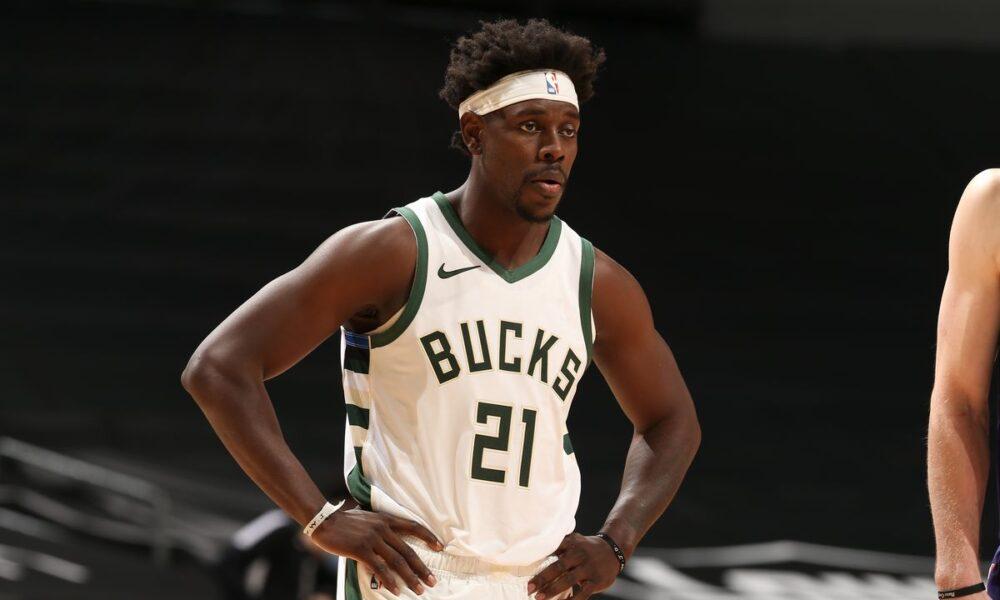 NBA, Jrue Holiday comenta sobre la jugada decisiva del Juego 3