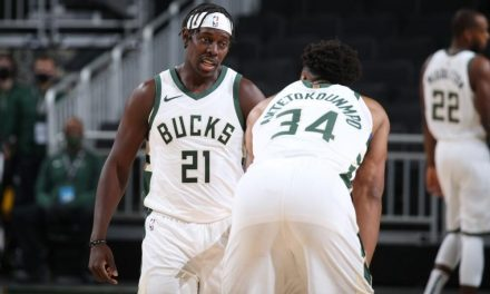 "NBA, Jrue Holiday seguro: ""PJ Tucker será fundamental contra Brooklyn"""