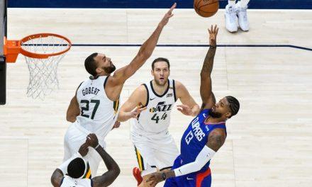 NBA, Paul George comenta sobre la derrota de los Clippers en el Juego 2