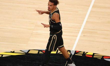 NBA, Trae Young comenta sobre la victoria de Atlanta en el Juego 7