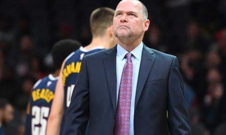 """NBA, la ira de Mike Malone: """"Renunciamos esta noche"""""""