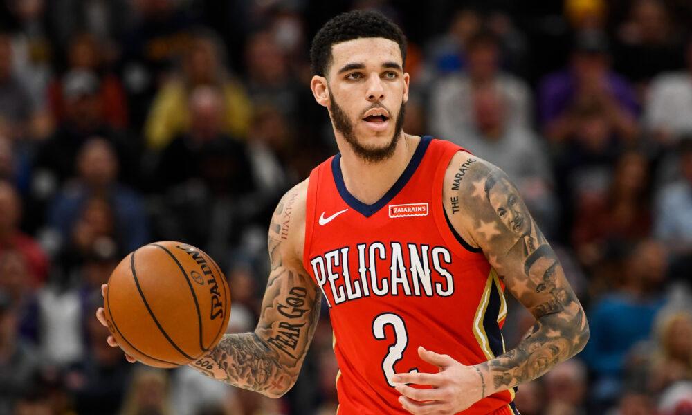 NBA, los New York Knicks tras la pista de Lonzo Ball