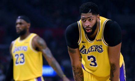 Por qué LeBron no quería que Davis jugara el Juego 5