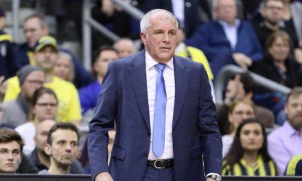 """Zeljko Obradovic también critica a la NBA: """"No quieren entrenadores europeos"""""""