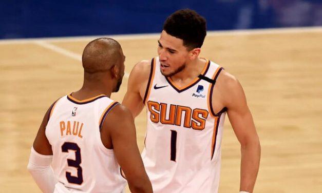 ¡Primer gran movimiento de los Suns después de la final!