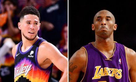 """Booker rechaza la comparación con Kobe y explica: """"nunca"""""""