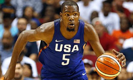 """Equipo de Estados Unidos, Gregg Popovich sobre Durant: """"Hubiera llorado si hubiera dicho que no"""""""