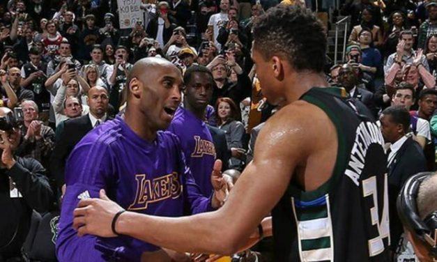 La increíble anécdota de Kobe sobre Giannis