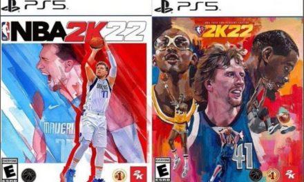 Luka Doncic es la nueva cara de NBA 2K22
