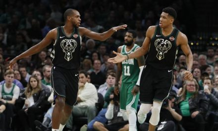 """NBA, Antetokounmpo: """"Con Middleton queremos construir un legado"""""""