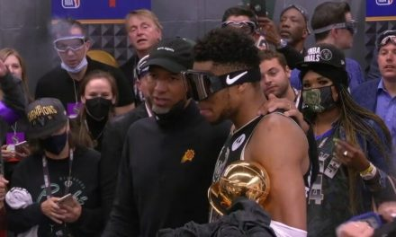 NBA, Antetokounmpo ha invitado a Monty Williams al vestuario de los Bucks