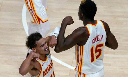 NBA, Hawks optimistas sobre las condiciones de Capela para el Juego 5