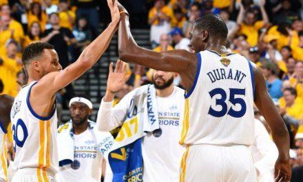 """NBA, Kevin Durant se enfrenta al pasado: """"Los aficionados se lo tomaron como algo personal, yo no"""""""