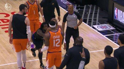 NBA, Patrick Beverley pierde la cabeza: ¡expulsado por un empujón a Chris Paul!
