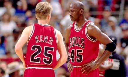 """NBA, Vlade Divac seguro: """"Hoy Michael Jordan anotaría 80 puntos por partido"""""""