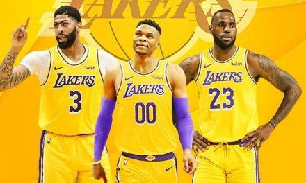 NBA, Russell Westbrook reacciona a su fichaje por los Lakers