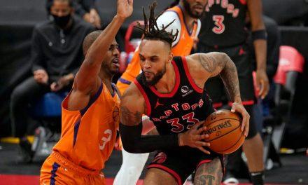 NBA, los Toronto Raptors esperan poder volver a jugar en Canadá