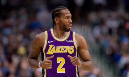 """""""No me sorprendería que Kawhi Leonard firmara por los Lakers"""""""