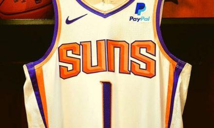¿Las camisetas de la NBA vienen con patrocinadores?