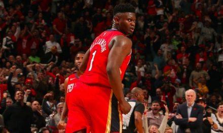 """""""Los Pelicans están en camino de perder a Zion Williamson"""""""