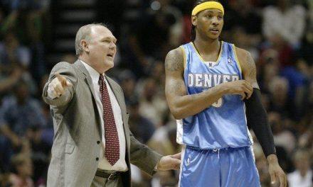 NBA, Carmelo Anthony en los Lakers: la opinión de George Karl
