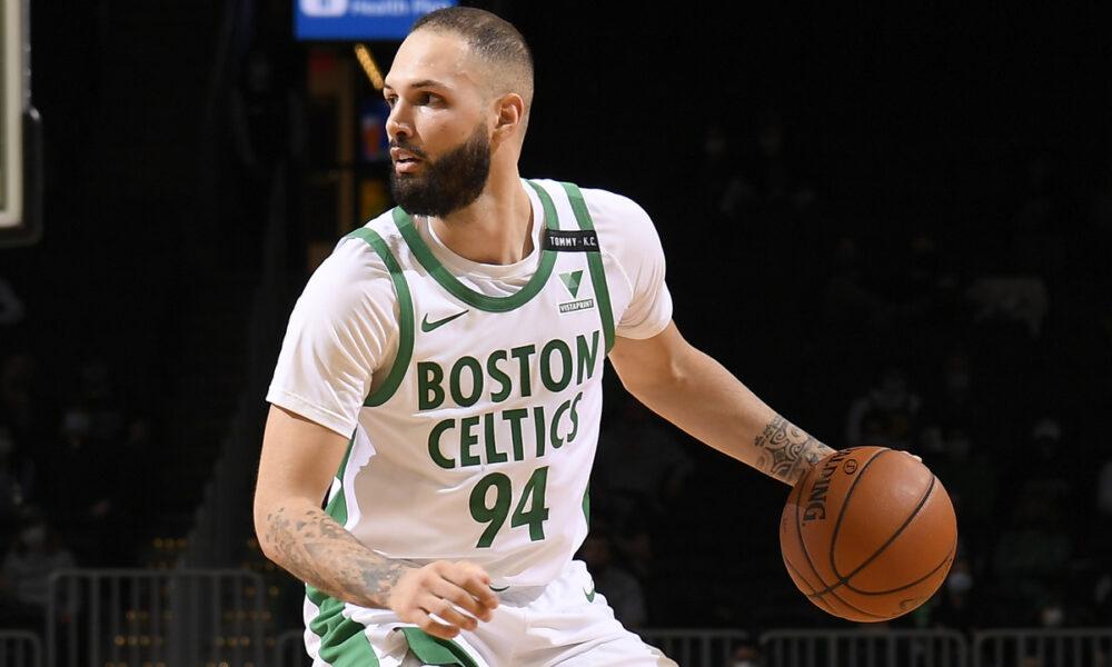 NBA Market, Evan Fournier y Boston Celtics lejos de un acuerdo: quiere 80 millones
