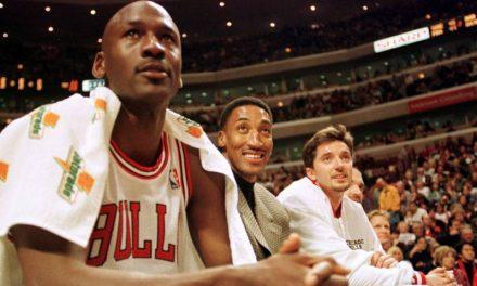 """NBA, Michael Jordan: """"Siempre le digo a mi esposa que estoy maldito"""""""