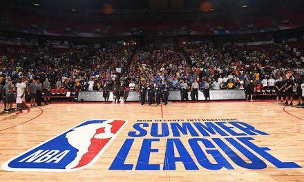 NBA, Liga de verano: Cam Thomas en la sirena arrastra a Brooklyn, Green y Suggs fuera