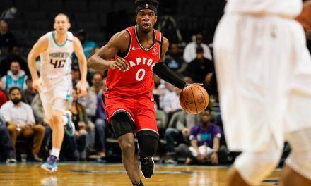 NBA market, Terence Davis firma con los Sacramento Kings