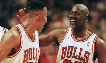 Scottie Pippen vuelve en sí sobre Michael Jordan