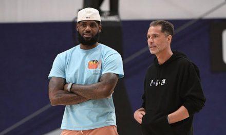 Un viejo conocido de los Lakers que pronto será agente libre, ¡LeBron & Co. se están posicionando!