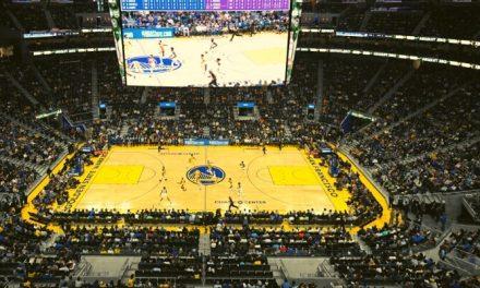 5 mejores asientos para un juego de baloncesto y por qué (con imágenes)