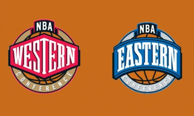 Conferencia Este de la NBA vs.Conferencia Oeste (Diferencias)