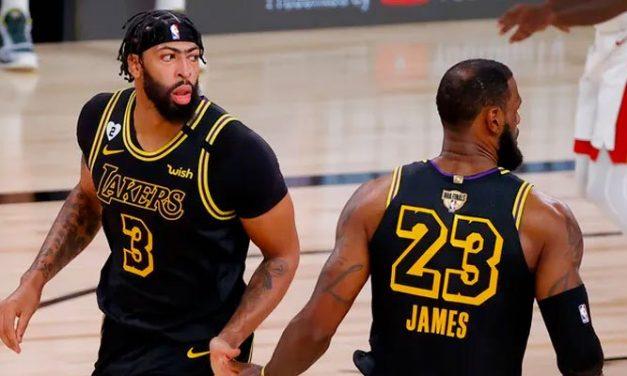 El enorme poder que le dieron a LeBron y Davis a los Lakers