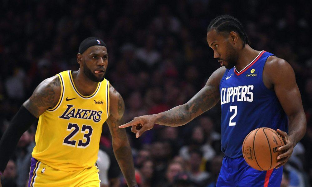 """NBA, Jerry West: """"Los Clippers siempre tienen un calendario desventajoso en comparación con los Lakers"""""""