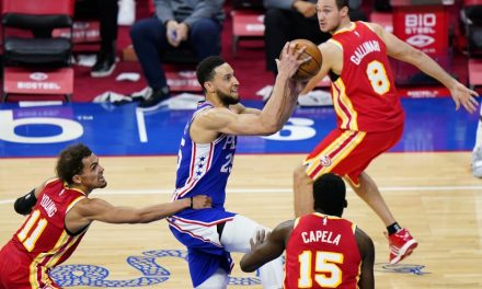 """NBA, Shaquille O'Neal dura con Ben Simmons: """"¿Alguien lo quiere?"""""""