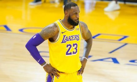 ¡LeBron James destrozado por un respetado jugador de la liga!
