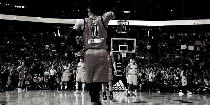 5 más triples dobles en una temporada de la NBA (clasificatorias)